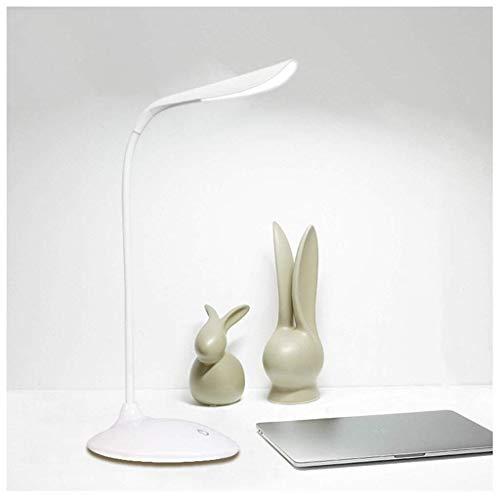 MJK Schreibtischlampe, led augenpflege schreibtisch licht, student lesen tischlampen, wiederaufladbare lernen tischleuchte, büro studie tischleuchte, schreibtischlampen -