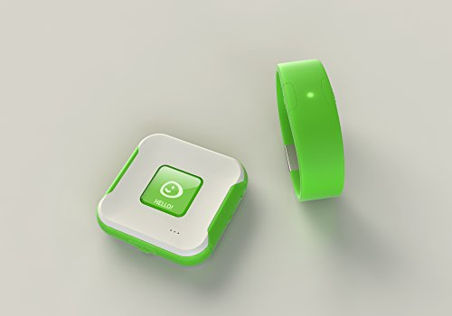 eNest ENEU376 - Dispositivo de emergencia y localización