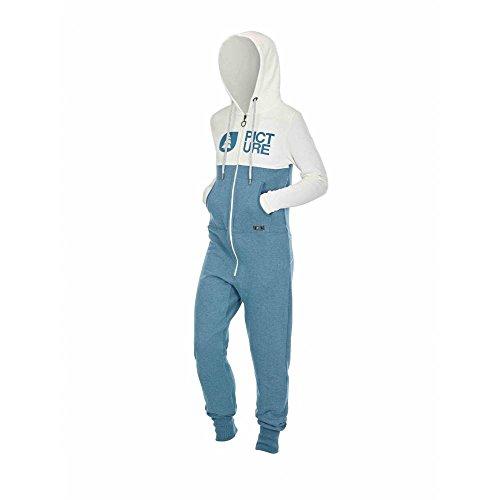 Jogging integral Picture Magy femme petrol blue Bleu