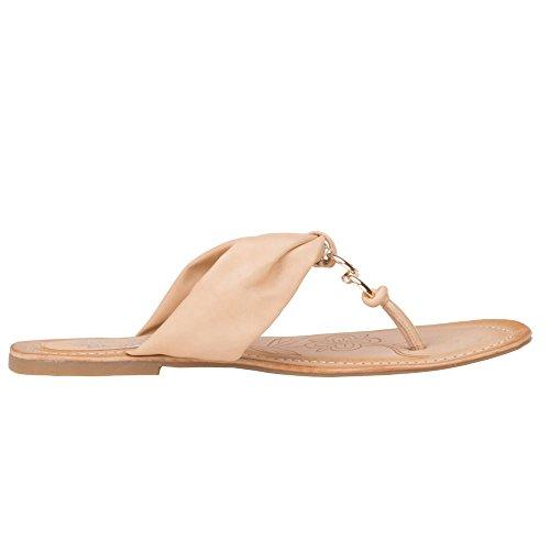 Chaussures pour femme, 32–m41431, sandales Beige