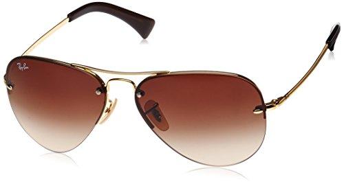 Ray-Ban Aviator Sunglasses (Arista) (RB3449|001/1359)