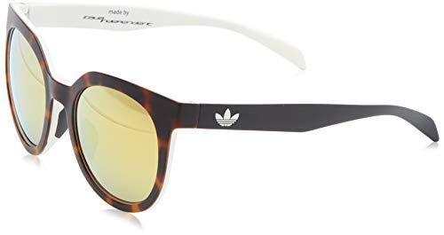 Adidas donna aor007-148-001 occhiali da sole, blu (azul), 53