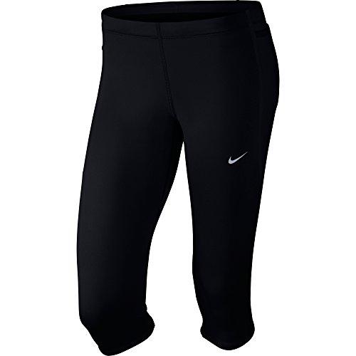 Nike Tech Capri Collant da Corsa - Nero (Nero) - S