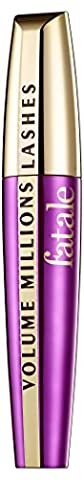 L'oreal Volume Million Lashes Fatale Black Mascara 9.4ml
