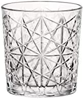 Bormioli Rocco Lounge 3930-Set Bicchieri, Vetro, Trasparente, 39 cl, 6 unità