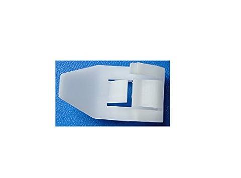 Belt Moulding Clip -Nylon (for Honda Acura #91527-SM4-003, #91527-SZ3-003, #91561-S84-A01) (Pack of