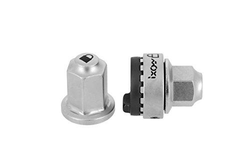 Ixow Wheelguard Gravity Front and Rear Wheel Lock Hollow Axle