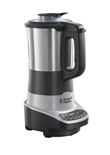 Russell Hobbs 21481-56 Soup & Blend Digital - Robot de cocina, máquina para hacer sopas automática, batidora de vaso, 8 programas distintos