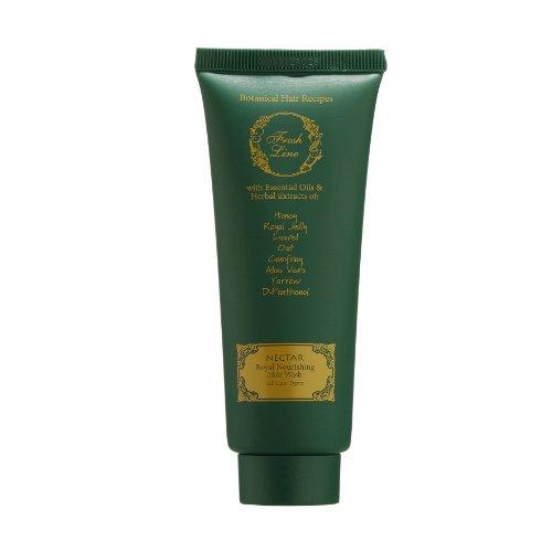 Fresh Line Nectar Royal nourrissant Cheveux Lavage pour tous les types de cheveux 75 ml