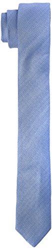 ESPRIT Collection Herren Krawatte 047EO2Q002, Blau (Blue 430), One Size