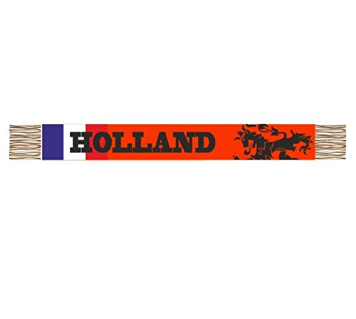 Niederlande Holland Fanschal Schal (orange, one size)
