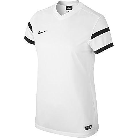 NIKE Trophy II Manches Courtes Top WS T-shirt Jersey L blanc/noir