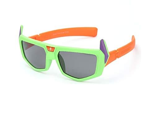 JIU-GLASSES Gläser Männer Frauen Kinder Persönlichkeit Sonnenbrille Cool Trend Sonnenbrille Polarisierte Sonnenbrille UV-Schutz Sonnenbrille (Design : 7)