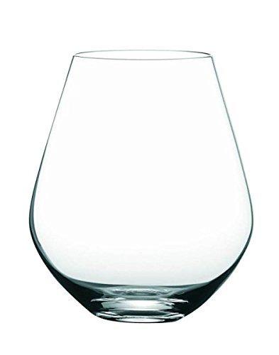 Peugeot Esprit 180 Casual, Ensemble de 4 verres pour vin et eau, Verre Transparent, 11cm (250201)