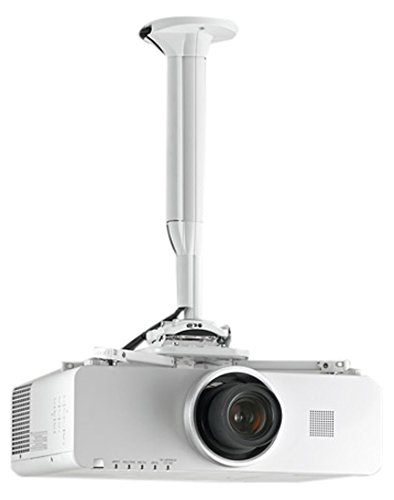Chief kitec030045W Ceiling White Project Mount-Projector Mounts (Ceiling, 11300kg, 300-450mm,-15-15°, 4kg) Chief Projector Ceiling Mount