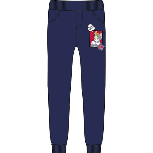 pantalone-felpa-tipo-tuta-maschietto-tom-jerry-blu-looney-tunes-2-8-anni