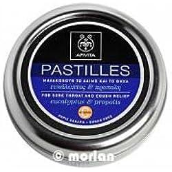 Apivita - Pastillas para la descongestión con eucalipto & propóleo