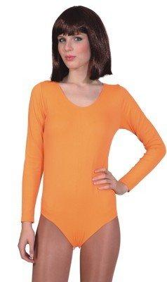 Preisvergleich Produktbild Body Tanzanzug Gymnastikanzug orange 36-40