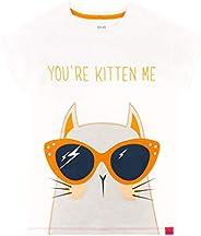 Harry Bear Camiseta para para Niñas Gatito