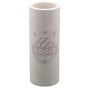 SK Rapid Wien, Vase aus Sandstein, offizieller Fan-Artikel, lizenziert, limitierte Stückzahl