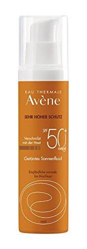 Avène SunSitive Sonnenfluid SPF 50+ getönt,50ml