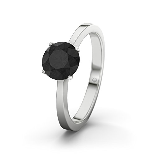 21diamonds-womens-ring-lagos-black-round-brilliant-cut-diamond-engagement-ring-18ct-white-gold-engag