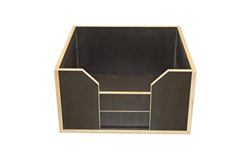 Artikelbild: Easy-Hopper Wurfbox / Welpenbox / Schlafplatz Komfort 60x60cm