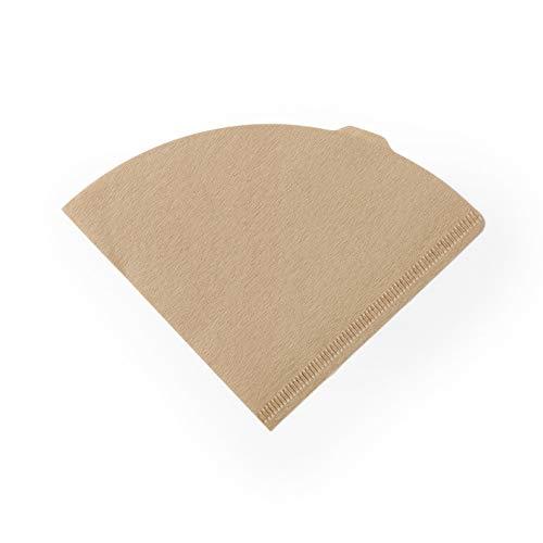 BEEM POUR OVER Papierfilter 100 Stück - Größe 2| CLASSIC SELECTION | Spitzpapierfilter |...