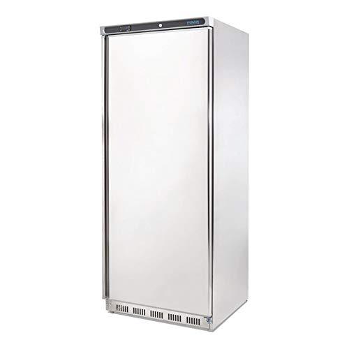 Polar Kühlschrank mit 1 Tür, Edelstahl, 600 l