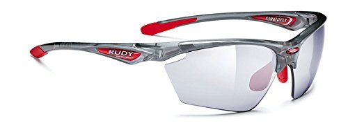 Rudy Project Stratofly Occhiali, Mirror Gun Ls Black