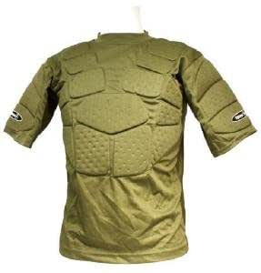 BODY ARMOR TEE SHIRT TACTIQUE PARE BALLE BILLE SWAP VERT OLIVE BP418 TAILLE L/XL AIRSOFT