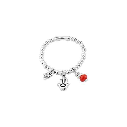 Imagen de uno de 50 pul1822rojmtl0m talismán pulsera mujer metal talla m elástica