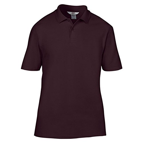 Anvil Shirt Company (Anvil Herren Modern T-Shirt Gr. M / 96,52 cm-101,60 cm, kastanienbraun)