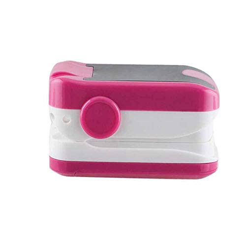 CHENG Pulsoximeter Fingertip Pulsoximetrie Meter Handheld Sauerstoffsättigung Monitor Sauerstoff Finger Pulsmesser,Pink