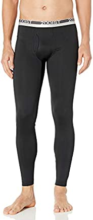 2(X) IST Men's Quick Dry Antimicrobial Layering Long Underwear Pants Under