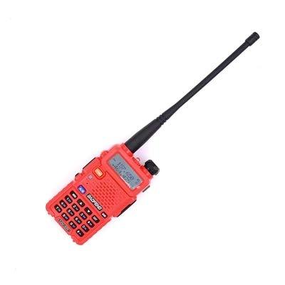Walkie Talkie Professionelle Cb Radio Station Transceiver 5 Watt VHF Uhf Portable Uv 5r Jagd Ham Radio