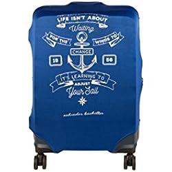 Salvador Bachiller - Funda Universal Sail Compl Viaj Lgz1702 Azul M