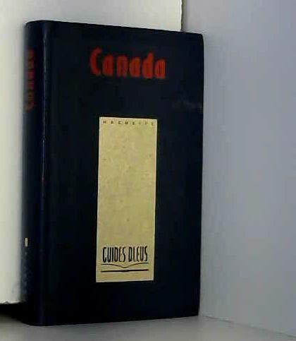 Canada Les guides bleus