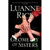 The Geometry of Sisters LARGE PRINT by Luanne Rice (2009-08-02)