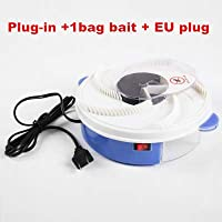 Lepakshi Eco- Friendly Electronic Automatic Fly Trap With Bait Pest Reject Contr