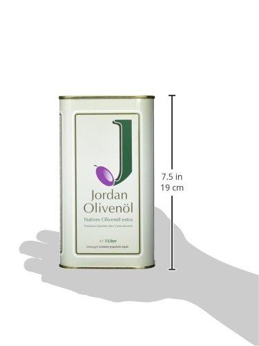Jordan Olivenöl – Natives Olivenöl extra (1 l) - 5