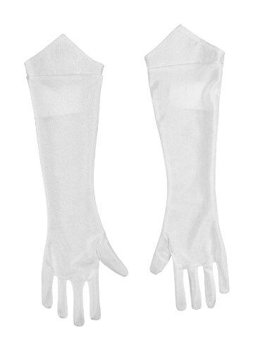 Generique - Handschuhe Prinzessin Peach für Kinder
