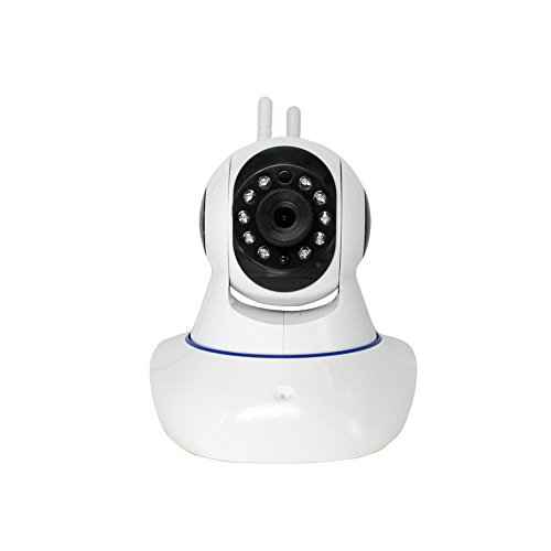 Security wireless IP-Kamera Baby monitor IP Network Cam Alarm Alert for PC/Ipad, Network Wifi Kamera 720P HD MH.X8100 Tilt Network Cam