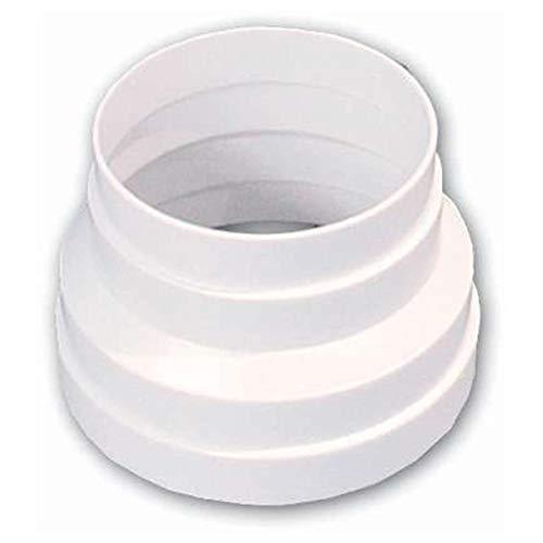 Upmann 66561 Reduzierstücke 125/150 mm weiß, 200 W, 200 V