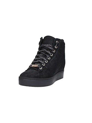 LIU JO SNEAKER ZEPPA CAFFE S66031 P0257 sneakers donna - Nero, EUR 40