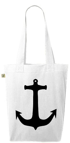 Pardel Organic Fashion Bag Anker Bianco