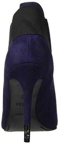 Guess FLOL24SUE09, Scarpe alla caviglia con tacco a spillo Donna Blu (Dblue)