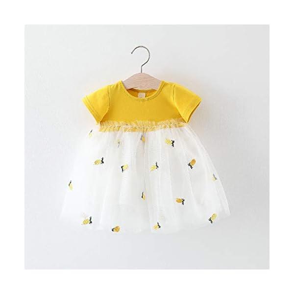 HEETEY - Vestido - para bebé niña 7