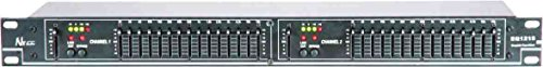 NX Audio EQ1215 Live Sound Graphic Equalizer