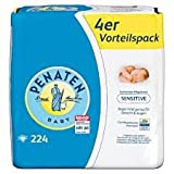 Penaten Baby Sensitiv-Pflegetücher 3-er Pack